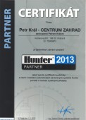 Hunter partner 2013