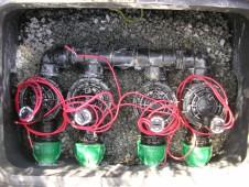 Zavlažovací systémy - Dubeč